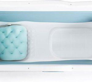 HelloBath Opvouwbaar bad XXL 148cm blauw - Bath Bucket 2.0 - plastic badkuip - Inklapbaar zitbad - Zitbad voor Volwassenen - ZitBadXL.nl