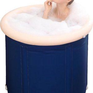 Showersupply opvouwbaar ZitBad - air bath XL opblaasbaar - Zitbad Voor Volwassenen - ZitBadXL.nl