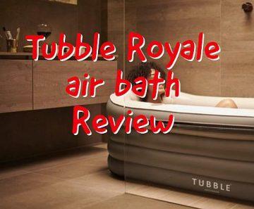Tubble Royale air bath Review - Het flexibele zitbad - ZitBad XL voor volwassenen - www.ZitBadXL.nl