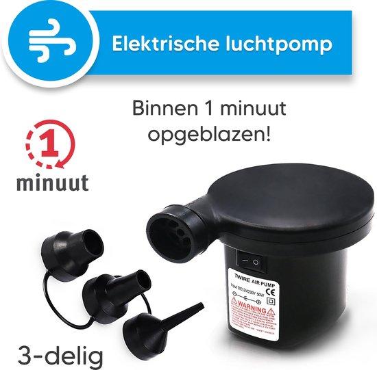 Twire Premium - Opblaas LigBad XL opblaasbaar - Zitbad Voor Volwassenen- binnen 1 minuut opgeblazen - ZitBadXL