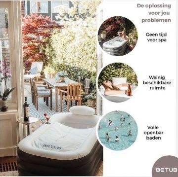 Zitbad voor Volwassenen - Luxe voor Thuis - ZitBadXL.nl