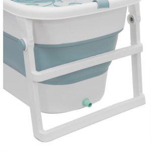 Draagbaar Opvouwbaar bad -ZitBad voor Volwassenen en kinderen - Bad met afvoer - www.ZitBadXL.nl