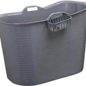 FlinQ Zitbad - opvouwbaar bad- zitbad voor volwassenen - bath Bucket - www.ZitBadXL.nl