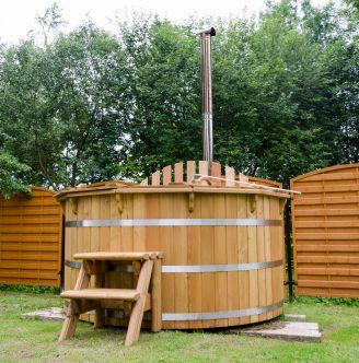 Houten hottub - jacuzzi - Spa - Whirlpool - www.ZitBadXL.nl