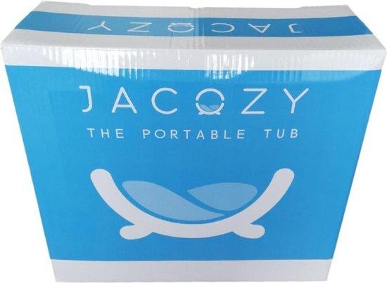 Jacozy opblaasbaar Zitbad - Opblaasbaar ligbad - luxe voor thuis - www.ZitBadXL.nl