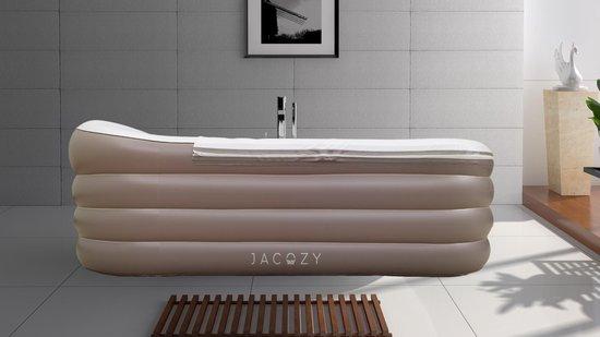 Jacozy opblaasbaar Zitbad - Opblaasbaar ligbad - zitbad voor volwassenen - www.ZitBadXL.nl