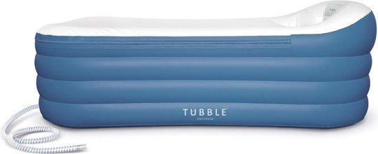 Tubble Bathtub Basic opblaasbaar ligbad - ZitBadXL.nl