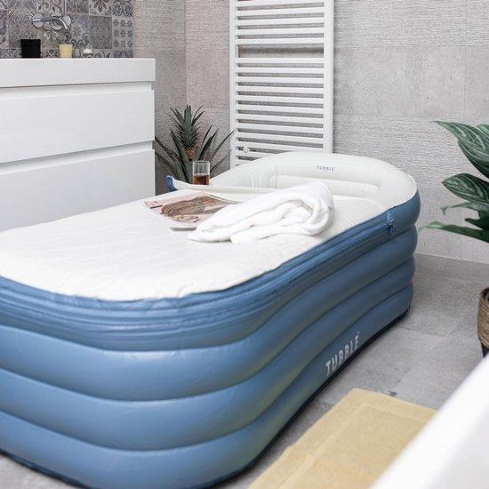 Tubble Bathtub Basic opblaasbaar ligbad voor volwassenen - ZitBadXL.nl