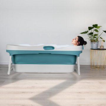 Zitbad kopen - Bath Bucket - Opvouwbaar ligbad voor thuis - Zitbad voor Volwassenen - ZitBadXL.nl
