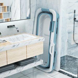 Foresta opvouwbaar bad voor volwassenen - flexibel - Bath Bucket - www.ZitBadXL.nl