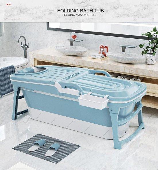 Foresta opvouwbaar bad voor volwassenen - uitklapbare bad - Bath Bucket - www.ZitBadXL.nl