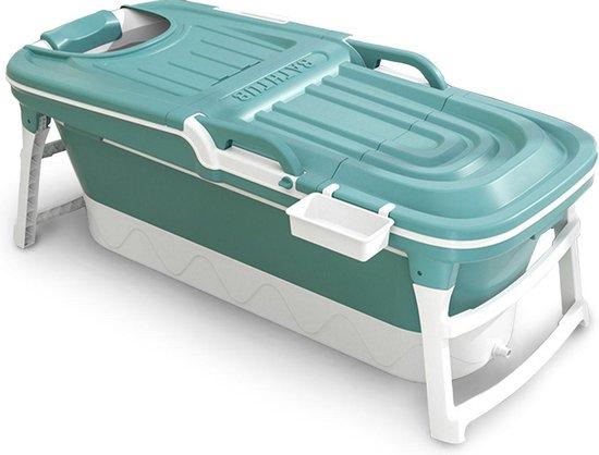 Foresta opvouwbaar bad voor volwassenen - voor binnen en buiten - Bath Bucket - www.ZitBadXL.nl