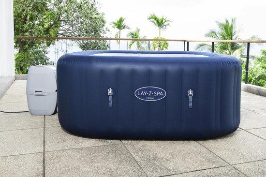 Bestway Lay-Z Spa Hawai - opblaasbare jacuzzi 4-6 personen - hottub - www.ZitBadXL.nl