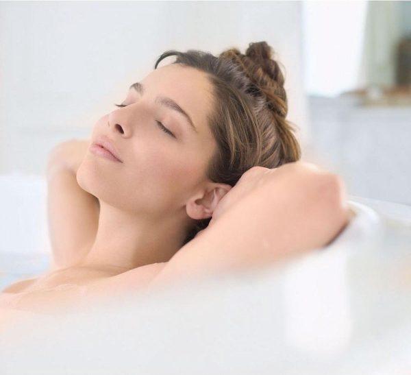 Bubbelbadmat Medisana voor in een ZitBad - Bubbelen op je eigen mat in je zitbad - totale ontspanning - www.ZitBadXL.nl